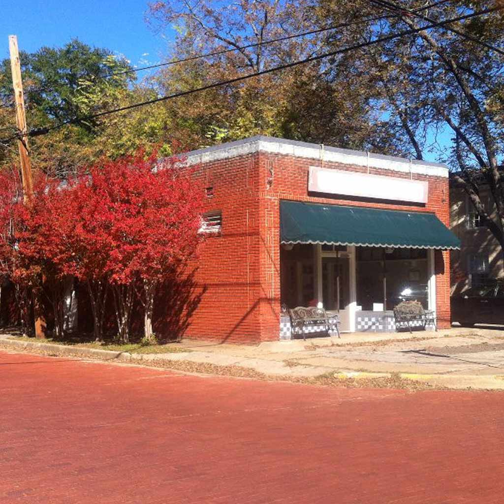 Our law offices are located in a historic structure in the Brick Streets National Historic District of Tyler, Texas.